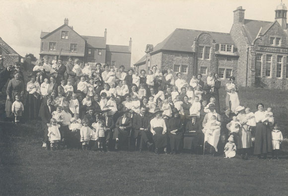 Clinic Penygroes 1920