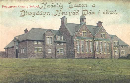 Penygroes County School