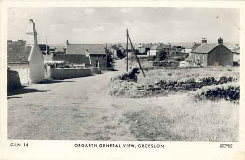 Y Groeslon Postcards - 2